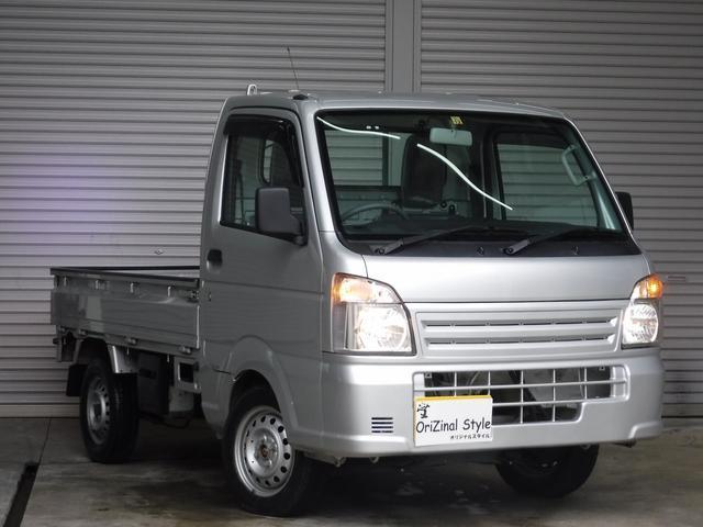 日産 4WD 5速MT エアコン パワステ 作業等LED