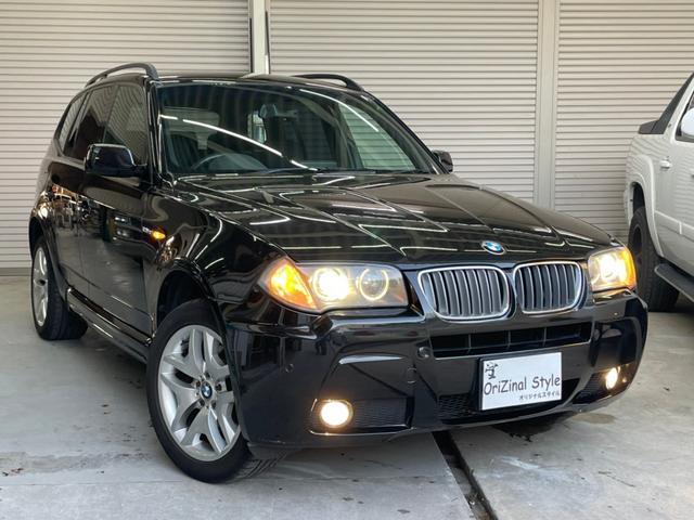 BMW 2.5si MスポーツパッケージI 4WD HDDナビ 純正アルミ HID パワーシート キーレス 盗難防止システム