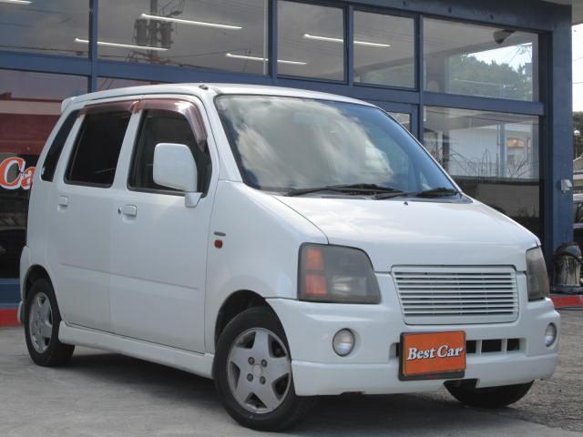 スズキ FMエアロ タイミングチェーン車