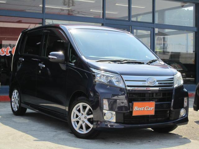 ダイハツ カスタム X SA スマートキー エコアイドル Tチェーン車