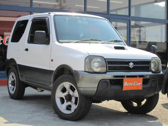 スズキ XG 4WD 後期型 タイミグチェーン車