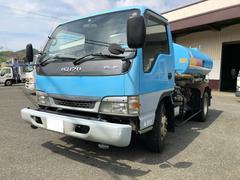 エルフトラックいすゞ エルフ 散水車 サブエンジン付き(ディーゼル)