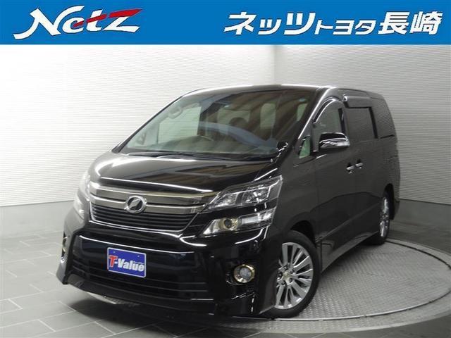 トヨタ 2.4Z ゴールデンアイズ メモリーナビ フルセグ ETC