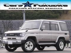 ランドクルーザープラドSXワイド ディーゼルターボ 4WD クリスタルレンズ