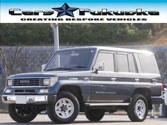ランドクルーザープラドSX5 DT 4WD 5速MT タイベル交換済 タイヤ4本新
