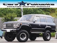 ランドクルーザー60GX 全塗装ブラック リフトアップ マッドタイヤ