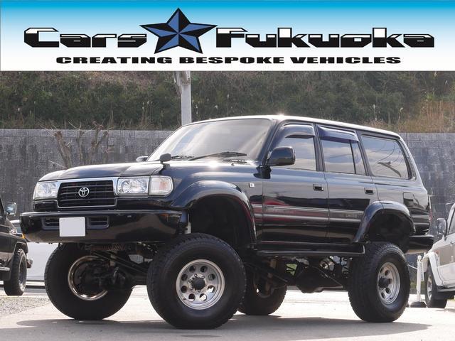 「トヨタ」「ランドクルーザー80」「SUV・クロカン」「福岡県」の中古車