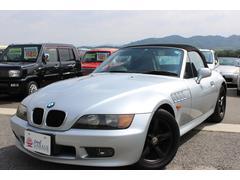 BMW Z3ロードスターワンオーナー ディーラー キーレス マッドブラックアルミ