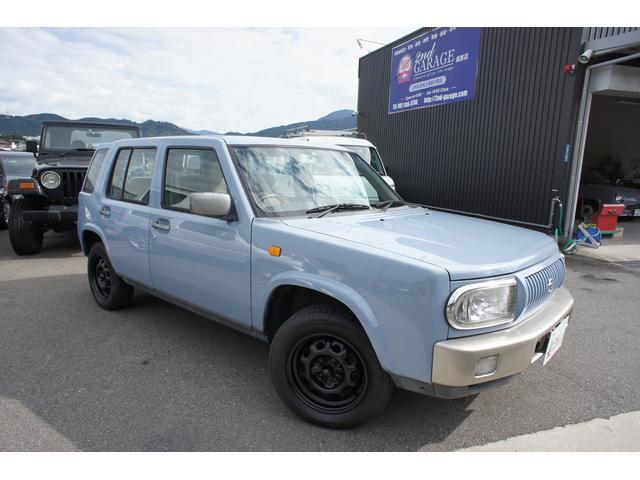 日産 社外ステアリング 4WD
