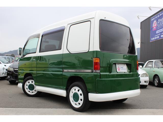 スバル クラッシック 10万km時リビルトエンジン載せ替え バス仕様