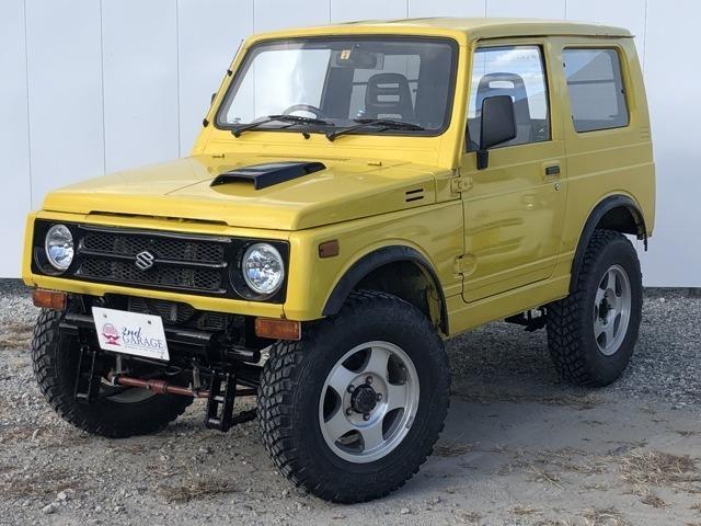 スズキ ジムニー スコットリミテッド 4WD リフトアップ 社外マフラー