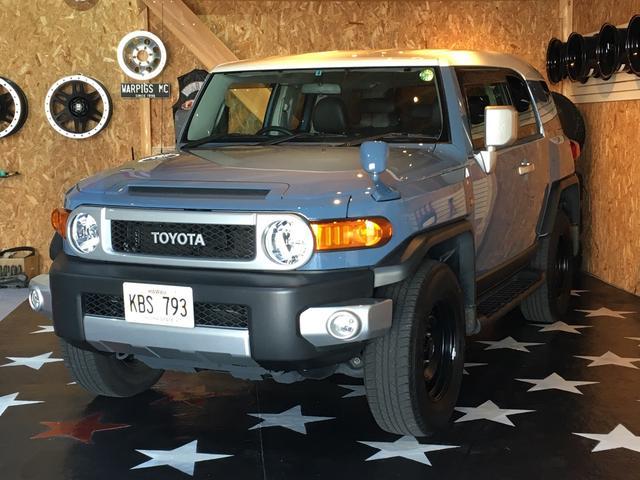 トヨタ カラーパッケージ 4WD 社外ナビ