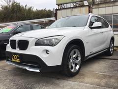 BMW X1sDrive 18i ナビ バックカメラ AW オーディオ付
