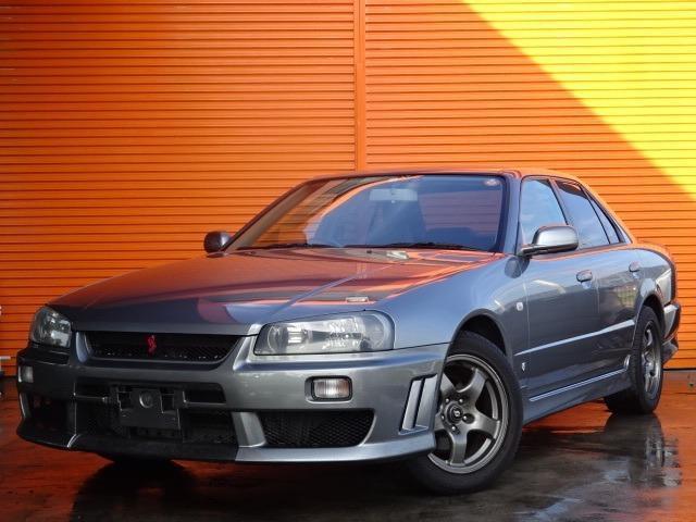 日産 GT 純正エアロ アルミ 5MT 後期モデル HID