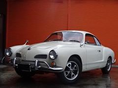 VW カルマンギアベースグレード クーラー 社外アルミ ラジオ キャリア