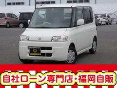 タント自社ローン☆次回車検31年6月☆タイヤ4本新品
