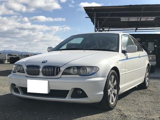 BMW 3シリーズ 318Ci Mスポーツパッケージ キーレス アルミホイール