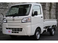 ハイゼットトラックスタンダード 4WD エアコン パワステ 三方開き
