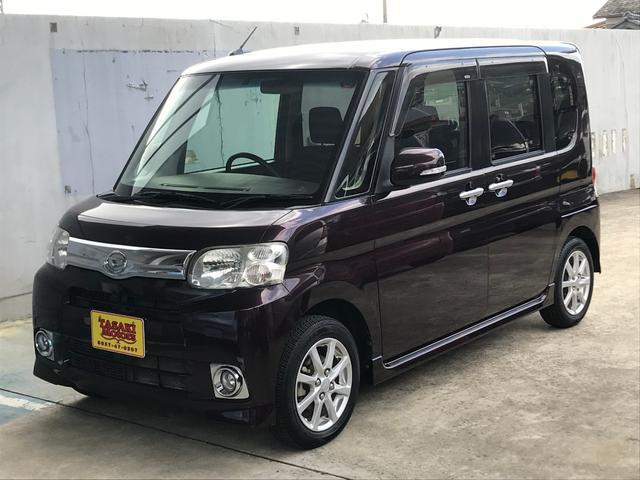 「ダイハツ」「タント」「コンパクトカー」「長崎県」の中古車