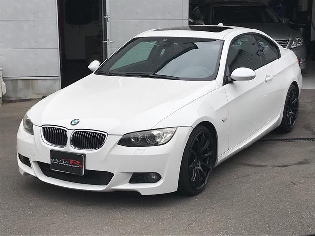 BMW 320i Mスポーツパッケージ 6速MT サンルーフ19AW