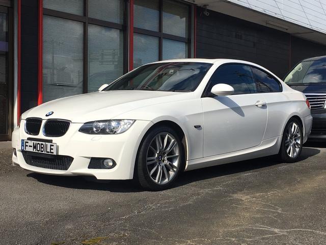 BMW 320i Mスポーツパッケージ サンルーフ 社外ナビ