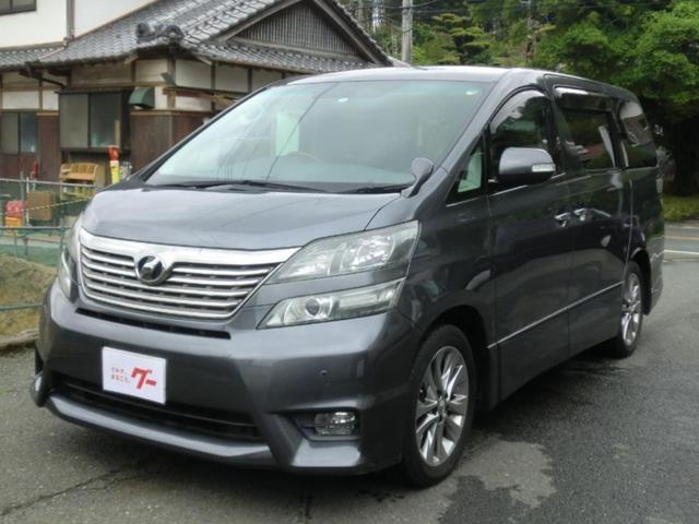 トヨタ 2.4Z プラチナセレクションII 7人乗 両側電動SD