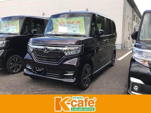 ホンダ G・L 軽自動車 ETC 衝突被害軽減システム インパネAT