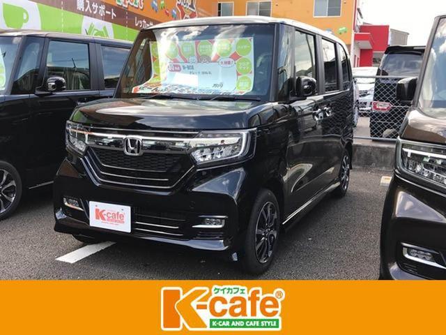 ホンダ G・L 軽自動車 ETC LED 衝突被害軽減システム