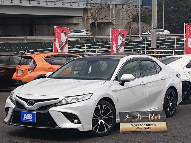 トヨタ WSレザーパッケージ トヨタセーフティセンス・パノラマルーフ
