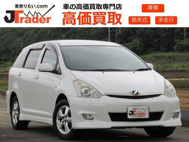 トヨタ X エアロスポーツパッケージLエディション 2年保証 ナビ