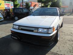 カローラレビンGT APEX AE86
