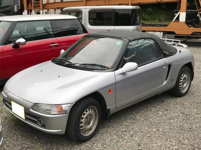 ホンダ ベースグレード 5速マニュアル 幌車