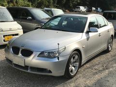 BMW530iハイラインパッケージ 純正ナビ 本革 サンルーフ