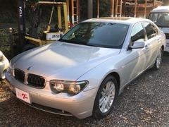 BMW735i DVDナビ 本革 サンルーフ HID パワーシート