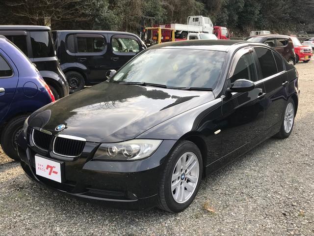 BMW 320i HIDライト ETC 純正16AW 純正CD