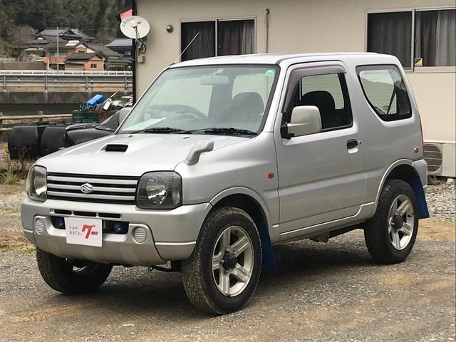 スズキ XG 4WD ターボ キーレス CDオーディオ 純正アルミ