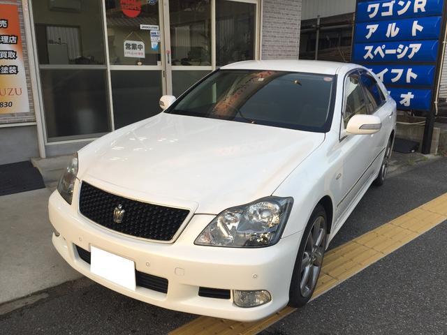 トヨタ アスリート プレミアムエディション 限定車