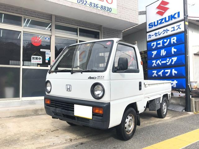 ホンダ SDX 最終丸目550 4WD 5MT 実走行距離記録簿有