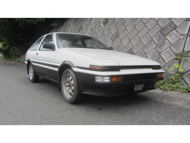 トヨタ GT-V 低走行 ノーマル