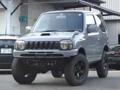 ジムニーランドベンチャー 2インチアップ 足廻り新品 4WD