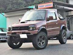 ジムニーランドベンチャー 4WD リアカット 2インチアップ