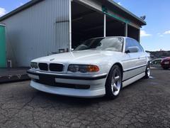 BMW740i V8 北米アメリカ