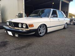 BMW528i 左ハンドル エアサス 室内保管
