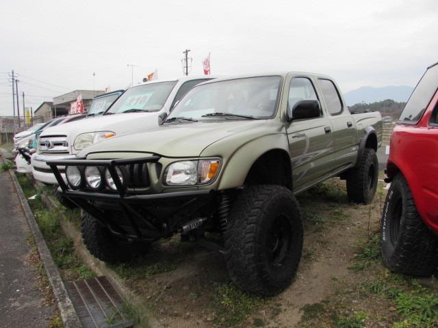 米国トヨタ ダブルキャブ3.4 4WD プレーランナー仕様 4WD