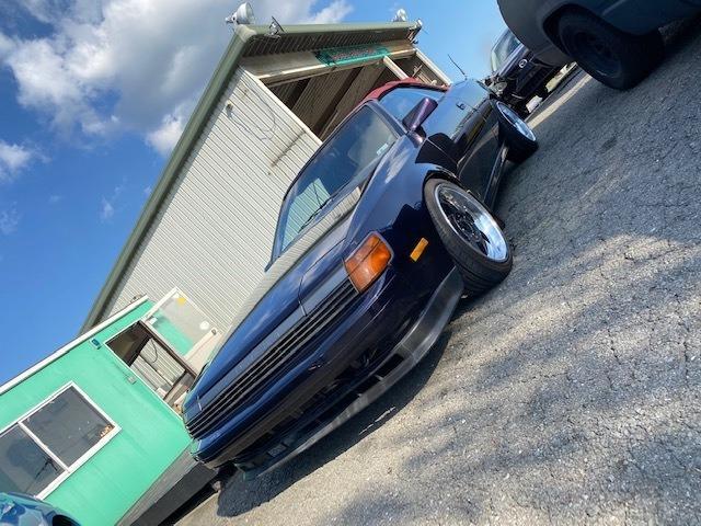 米国トヨタ  USセリカコンバーチブル 左ハンドル パワステ パワーウィンドウ エアコン