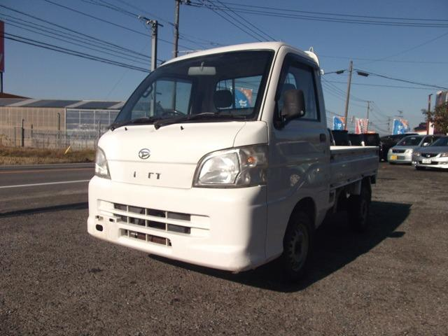 ダイハツ エアコン・パワステ スペシャル 3方開 4WD 5速MT