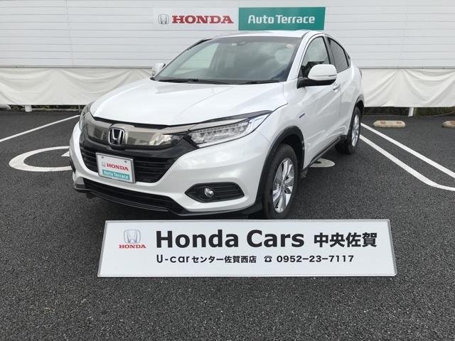 ホンダ ハイブリッドX・ホンダセンシング レンタアップ車 外ナビ