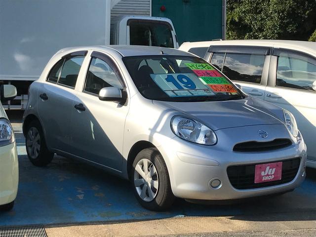 日産 12S 保証付 CDオーディオ キーレス 運転席エアバッグ 助手席エアバッグ ABS エアコン パワステ パワーウィンドウ