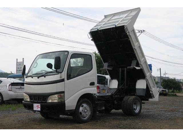 トヨタ フルフラットロー 強化ダンプ ラジオ エアコン パワステ