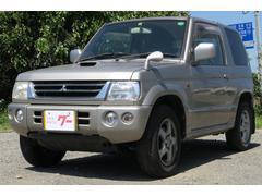 パジェロミニVR 純正15AW 背面タイヤ CD MD 純正シートカバー